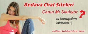 Bedava Chat Siteleri
